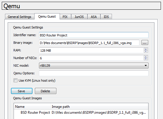 How to build a BSDRP router lab [BSD Router Project]